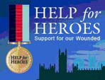 Link to: Help 4 Heroes - Home page